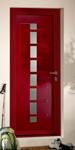 porte Lima rouge